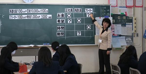神島高校で金銭基礎教育実施